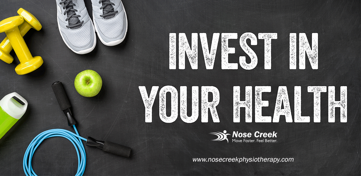 Stop ignoring those aches and pains – invest in your health today!